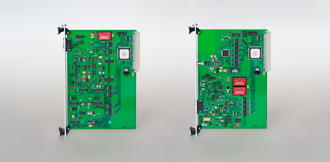 ADC UCF and ADC UDC Carrier Frequency Modules