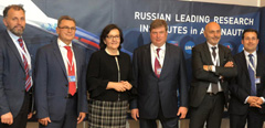The Russian delegation completes the business program at Aerodays 2019-2020