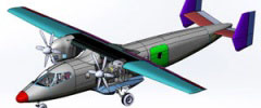 TsAGI specialists are working on a new small aircraft