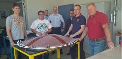 TsAGI masters a new composite technology