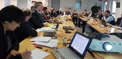 TsAGI working visit to Belgium: the development of international cooperation
