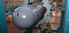 TsAGI completes testing of the external fuel tank for the Mi-28NE and Mi-35M helicopters