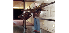 TsAGI's Centenary in History: Т-109 supersonic Wind Tunnel