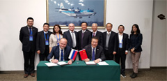 TsAGI and CAE sign a cooperation agreement