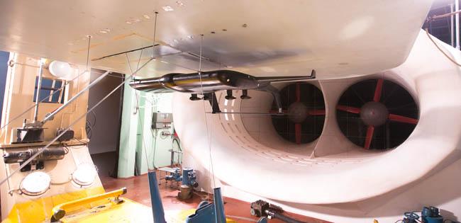 ЦАГИ продолжает исследования перспективного тяжелого транспортного самолета