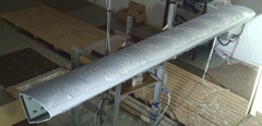 TsAGI specialists have finished testing the anti-icing system of an unmanned aircraft