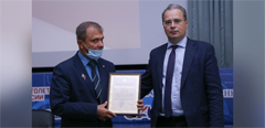 TsAGI Specialists Receive Honorary Awards from Russian Ministry of Industry and Trade