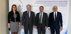 TsAGI strengthens partnerships with Kazakhstan enterprises